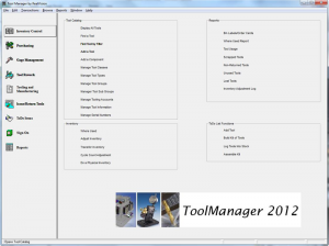 tool management software